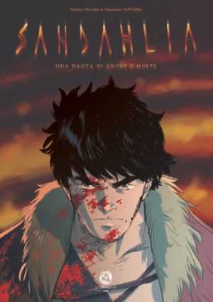 Sandahlia Graphic Novel